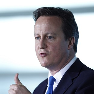 Prime Minister David Cameron has been accused of