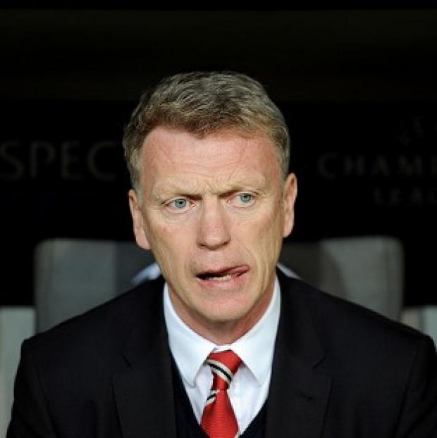 Andover Advertiser: David Moyes has been sacked as Manchester United manager