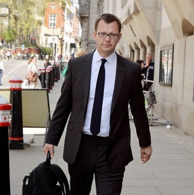Andover Advertiser: Andy Coulson denies a charge of conspiring to hack phones