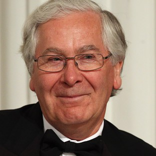 Mervyn King has been made Knight Companion