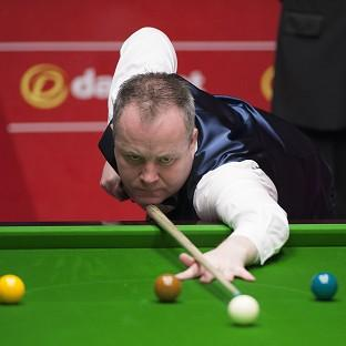 John Higgins claims he has slipped to 'journeyman' status