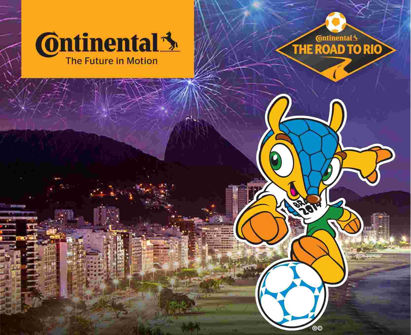 Fuleco, the 2014 World Cup mascot