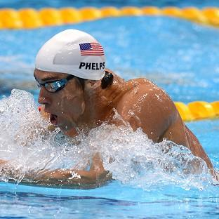 Michael Phelps is making his return to competitive swimming