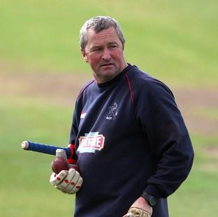 Paul Farbrace, pictured, is looking forward to working with Peter Moores