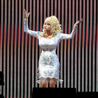 Dolly Parton is planning to wear hig