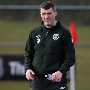 Roy Keane insists he is happy with his role in the Republic of Ireland set-up