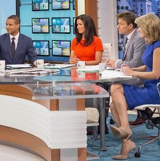 ITV's new Good Morning Britain show pulled in 800,000 viewers comp