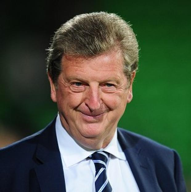 Andover Advertiser: England manager Roy Hodgson's selections will not be affected by late season form