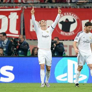 Cristiano Ronaldo enjoyed a record-breaking night in Munich