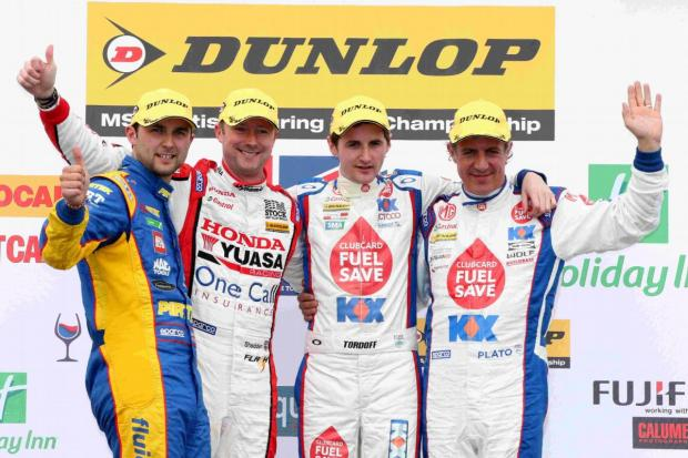 British Touring Car Championship stars set to thrill Hampshire fans