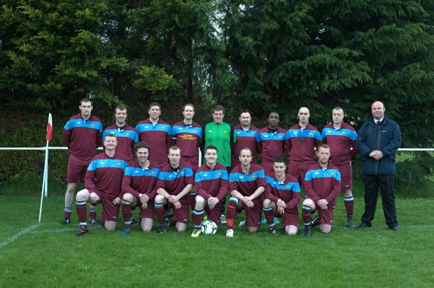 Sparten FC, North Hants Junior Cup runners-up