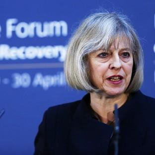 Home Secretary Theresa May said the report exposed