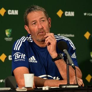 Graham Gooch will no longer coach England's batsmen