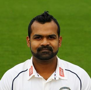 Sussex's Ashar Zaidi has been handed a one-match suspended ban for a
