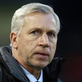 Alan Pardew has no intention of walking away from his job as Newcastle manager