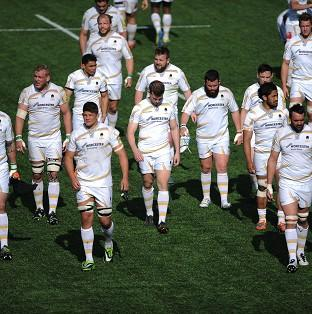 Worcester were relegated after defeat at Saracens