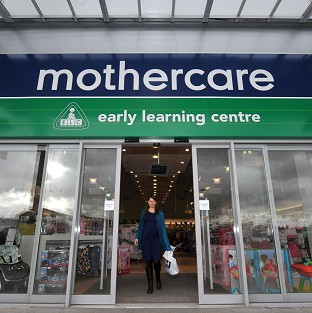 Retailer Mothercare is renegotiating the terms of its bank loans