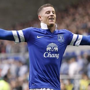 Andover Advertiser: Ross Barkley scored a stunning strike against Manchester City