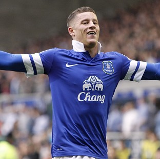 Ross Barkley scored a stunning strike against Manchester City