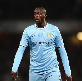 Andover Advertiser: Yaya Toure wants to add another winners' medal