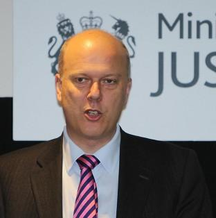 Justice Secretary Chris Grayling said disqualified drivers who kill while behind the wheel will f