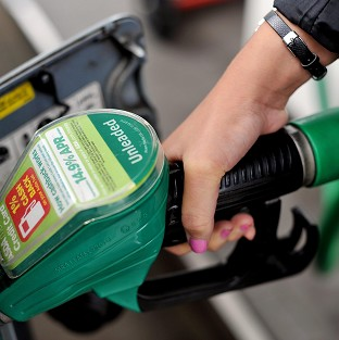 Petrol sales at record low in March