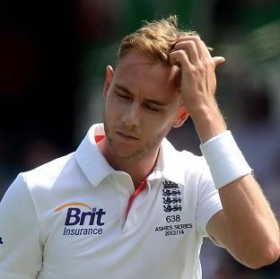 Stuart Broad will miss England's ODI series against Sri Lanka due to a knee injury
