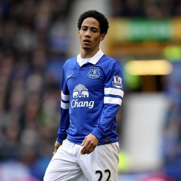 Andover Advertiser: Steven Pienaar has been sidelined with a knee cartilage problem for the last two months