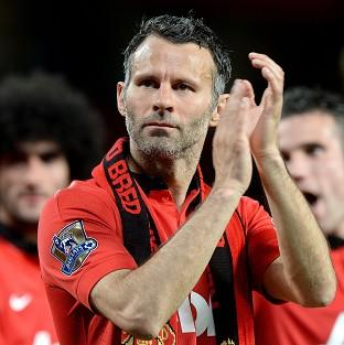 Ryan Giggs, pictured, says the cut on Adnan Januzaj runs 'from his knee to ankle'