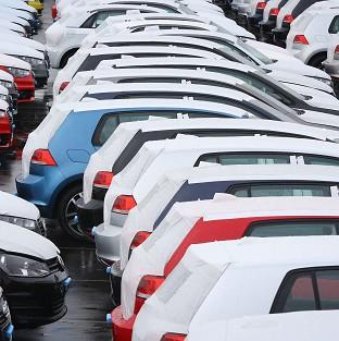 There were 176,820 new cars registered in April - an 8.2% rise on the same month last year