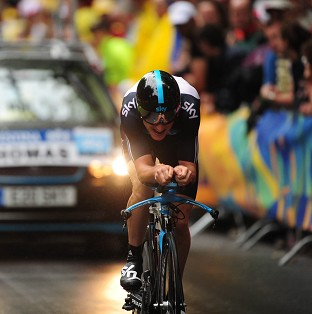 Geraint Thomas is considering his future with Team Sky