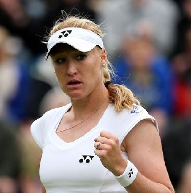 Andover Advertiser: Former British number one Elena Baltacha died on Sunday