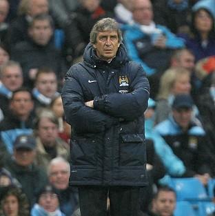 Andover Advertiser: Manuel Pellegrini expects Manchester City to win the title on Sunday