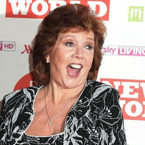 Andover Advertiser: Cilla Black is to receive a special award at the TV Baftas this month