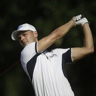 Martin Kaymer sits at the top of the leaderboard after carding a first-round 63 (AP)