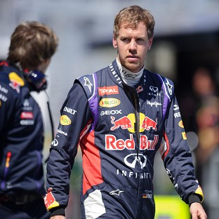Sebastian Vettel has endured a torrid start to the F1 season