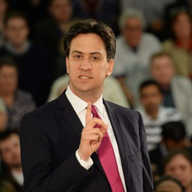 Andover Advertiser: Labour leader Ed Miliband will give Scotland more powers over tax if he becomes Prime Minister