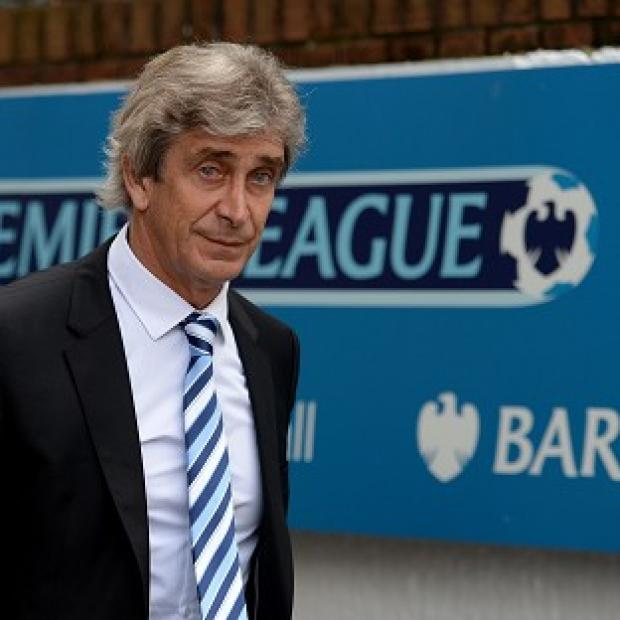 Andover Advertiser: Manuel Pellegrini's men are on the verge of winning the title