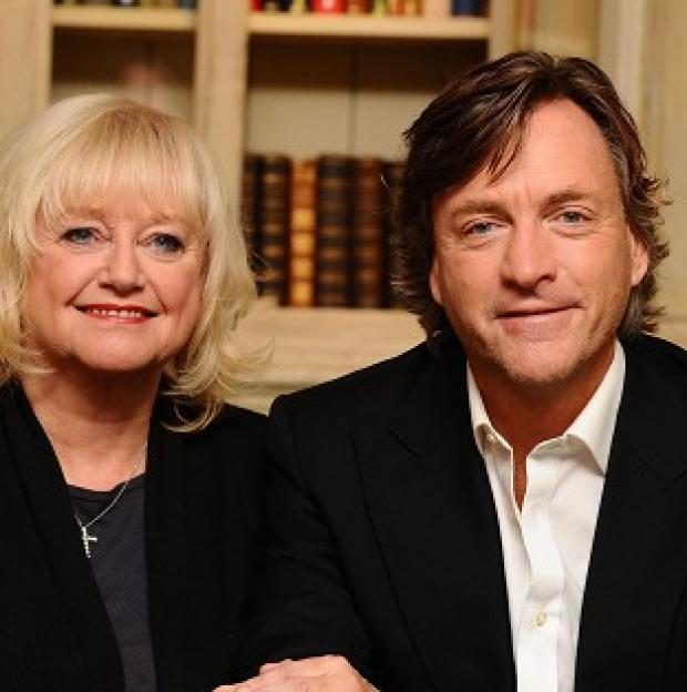 Andover Advertiser: Judy Finnigan and Richard Madeley say they will help each other die under certain circumstances.