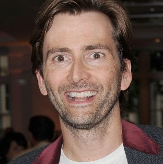 Andover Advertiser: David Tennant will return to his role as Detective Inspector Alec Hardy