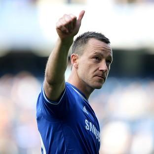 John Terry will remain at Stamford Bridge