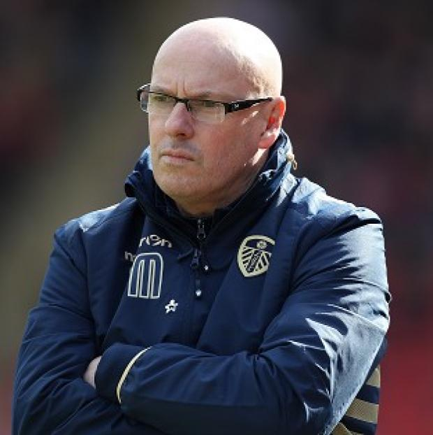 Andover Advertiser: Brian McDermott's status as Leeds manager remains unclear