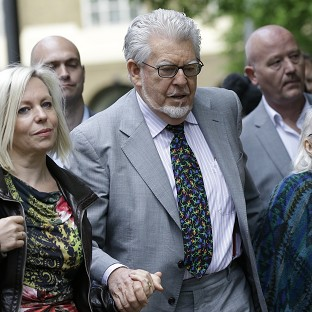 Barking Rolf 'groped me in public'