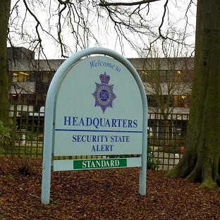Nottinghamshire Police has confirmed that the officer has been suspended from duty
