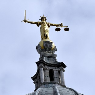 A verdict is to be delivered on a driver accused of being at fault for a crash outside a school