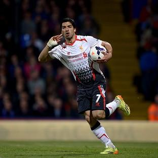 Luis Suarez enjoyed a stellar season