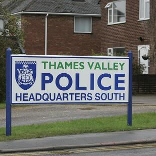 Thames Valley Police said the girl's death was not suspicious