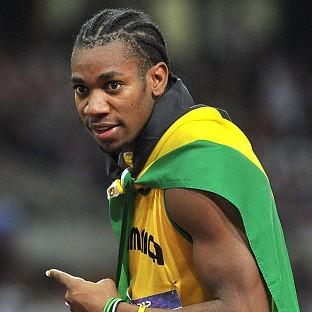 Yohan Blake is determ
