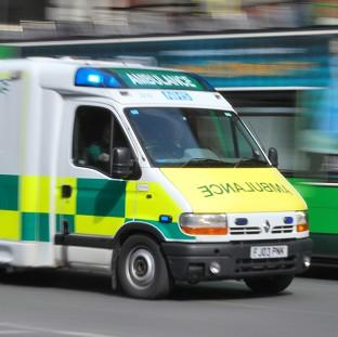 Andover Advertiser: A critical care team from the South Western Ambulance Service was sent to the scene