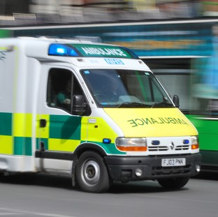 A critical care team from the South Western Ambulance Service was sent to the scene